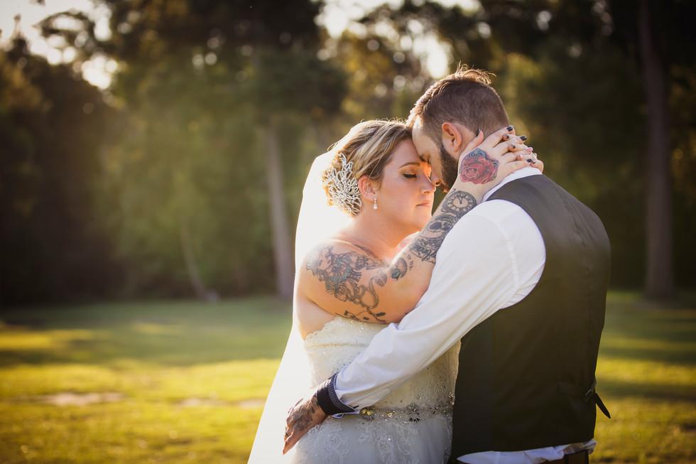 Byfield Wedding