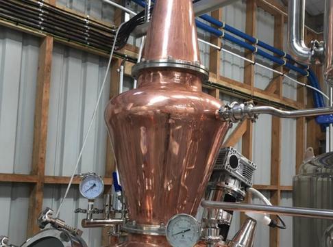 LWF Rum Distillery