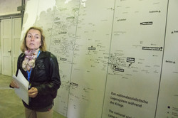 Map of all the Concentration Camps