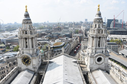 View from top of St. Paul's