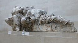 Pieces of the Parthenon