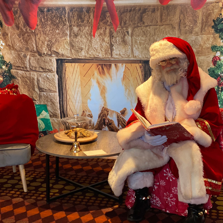 Elf Magic show & Santa Experience  with Breakfast or Afternoon Tea