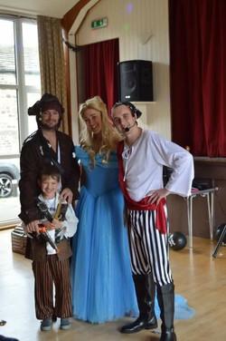 Pirate&princess
