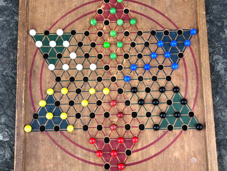 Star Checkers