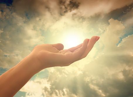 Wir beten für dich!