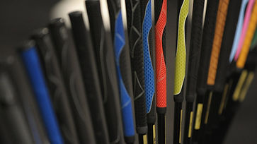 We carry a large inventory of grips for our customers.