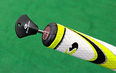 Improve your putting with counterbalancing.
