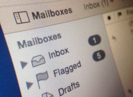 What about your inbox when you are in the outbox?