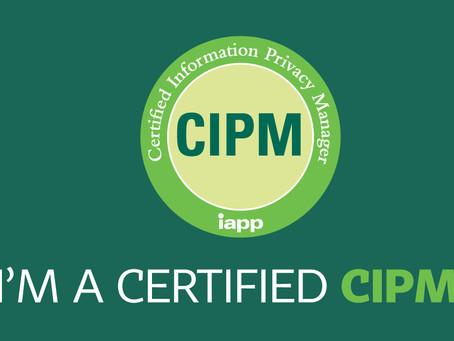 JurisCom Founder joins CIPM ranks