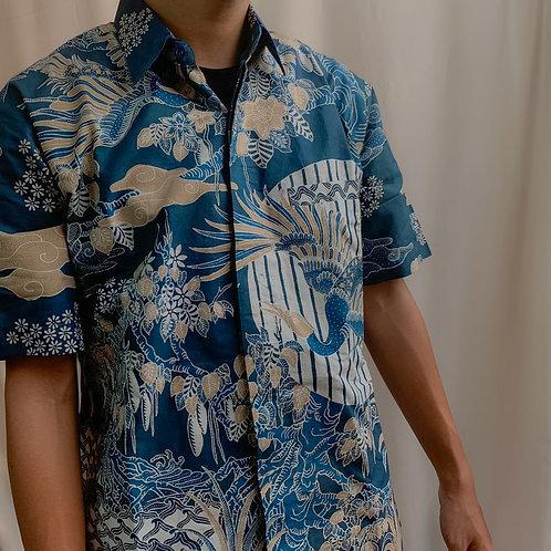 Batik Mangrove Shirt