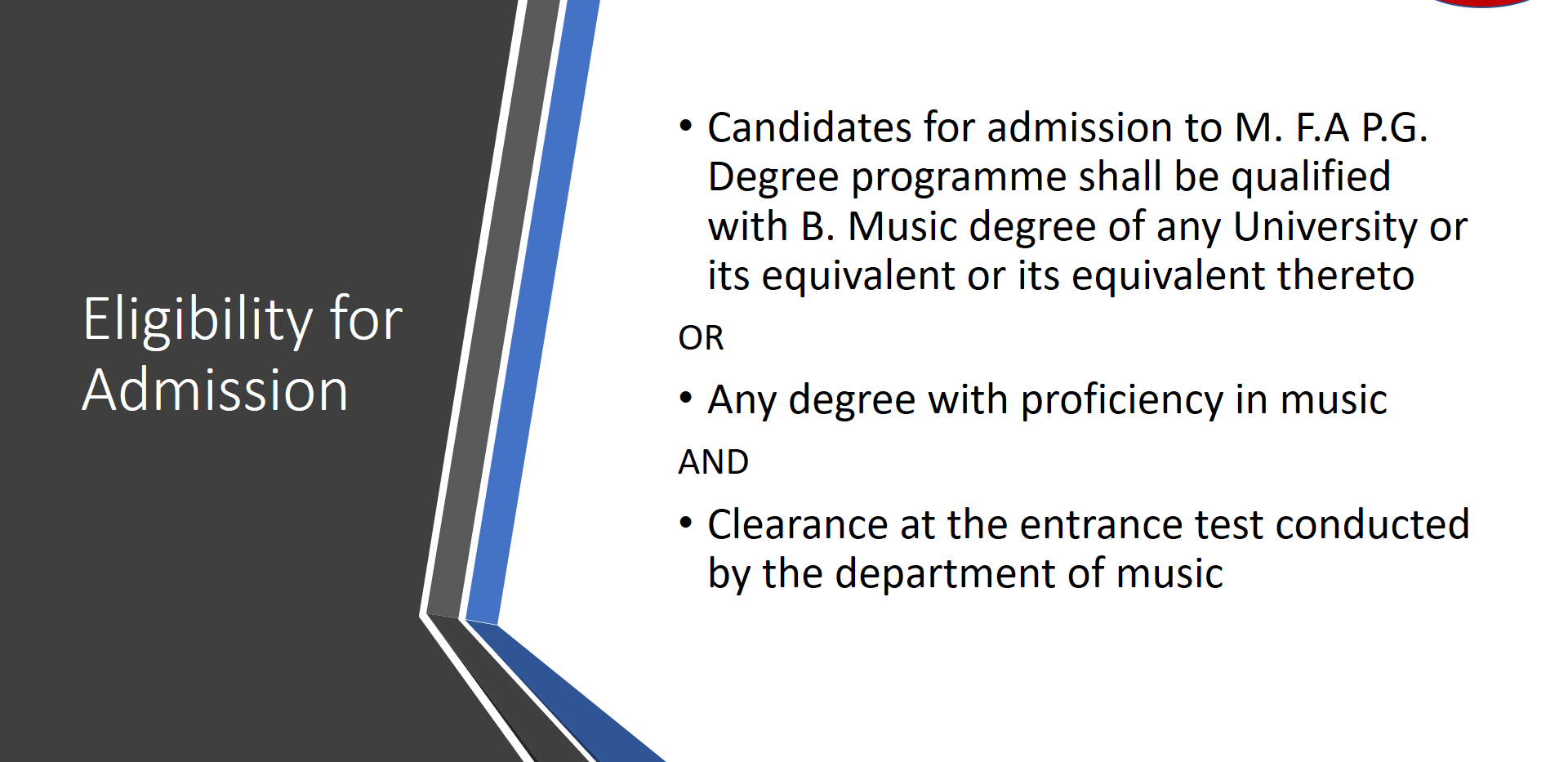 Master Programmes 2
