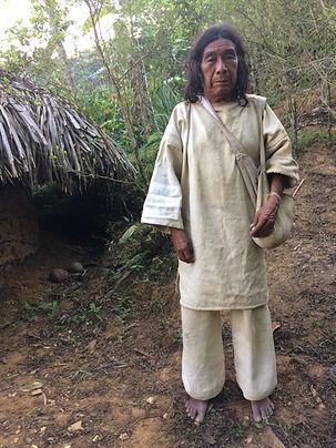 Mama Cacique Jose Miguel Sauna