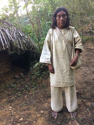 Mamo Spiritual leader Elder