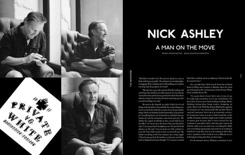Nick Ashley