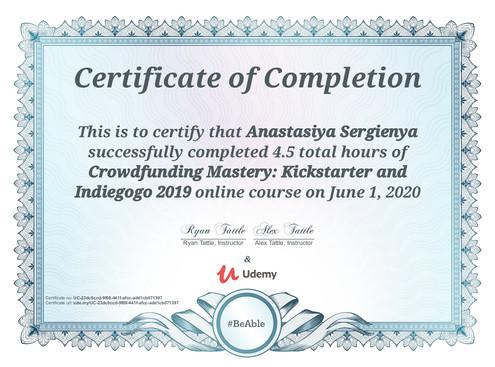 Crowdfunding Mastery