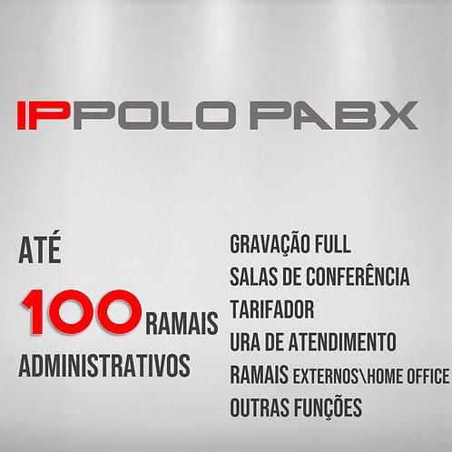 100 Ramais - IPPOLO PABX