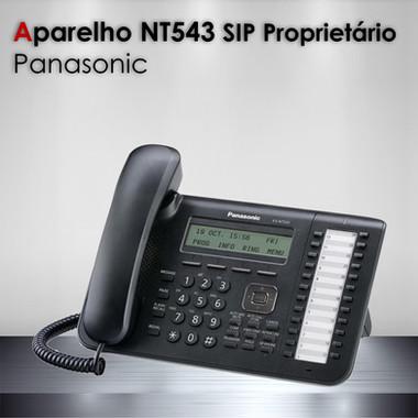 Aparelho NT543 SIP Proprietário