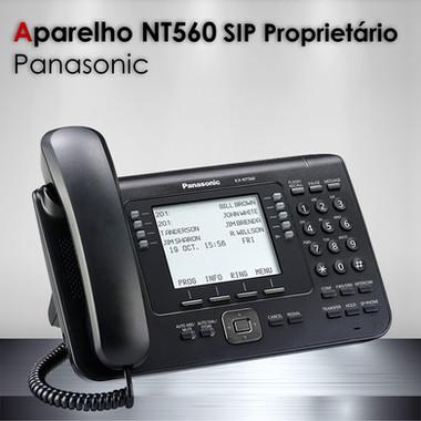 Aparelho NT560 SIP Proprietário