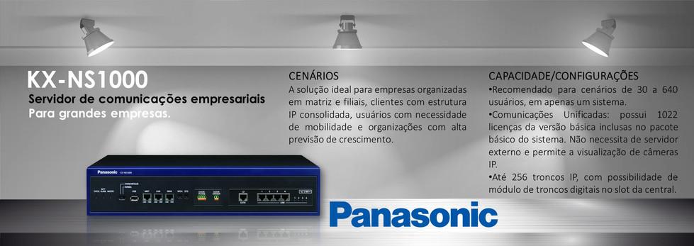 PABX IP - NS1000