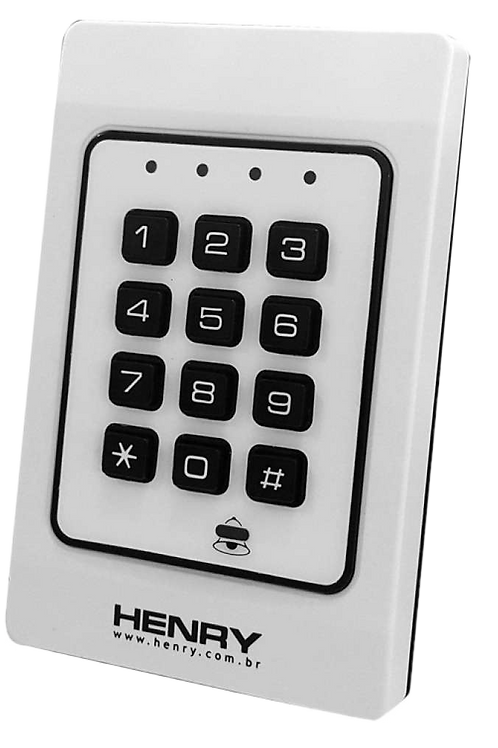 Henry - Controlo de Acesso - Acesso Light
