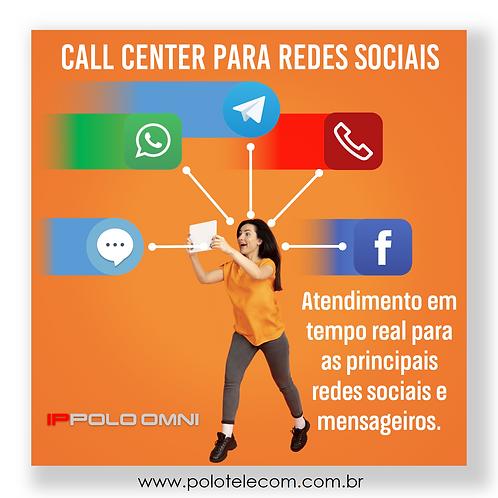 Atendimento em Tempo Real para Redes Sociais