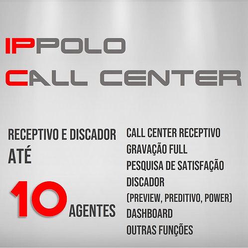 10 Agentes - IPPOLO CALL CENTER DISCADOR