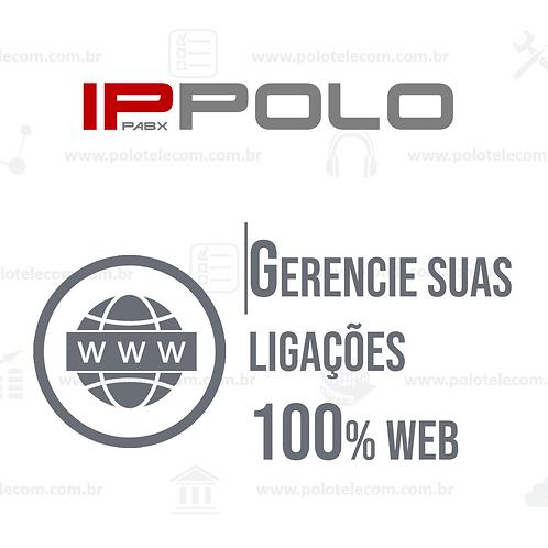 Gerencie suas Ligações 100% web