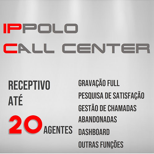 20 Agentes - IPPOLO CALL CENTER