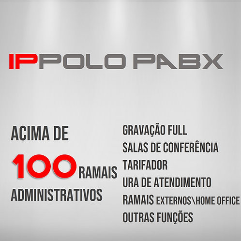 Acima de 100 Ramais - IPPOLO PABX