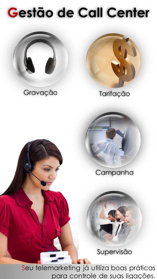 Gestão de Call Center