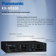 PABX NS500