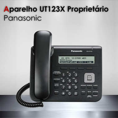Aparelho UT123X Proprietário