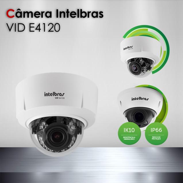 Câmera VID E4120