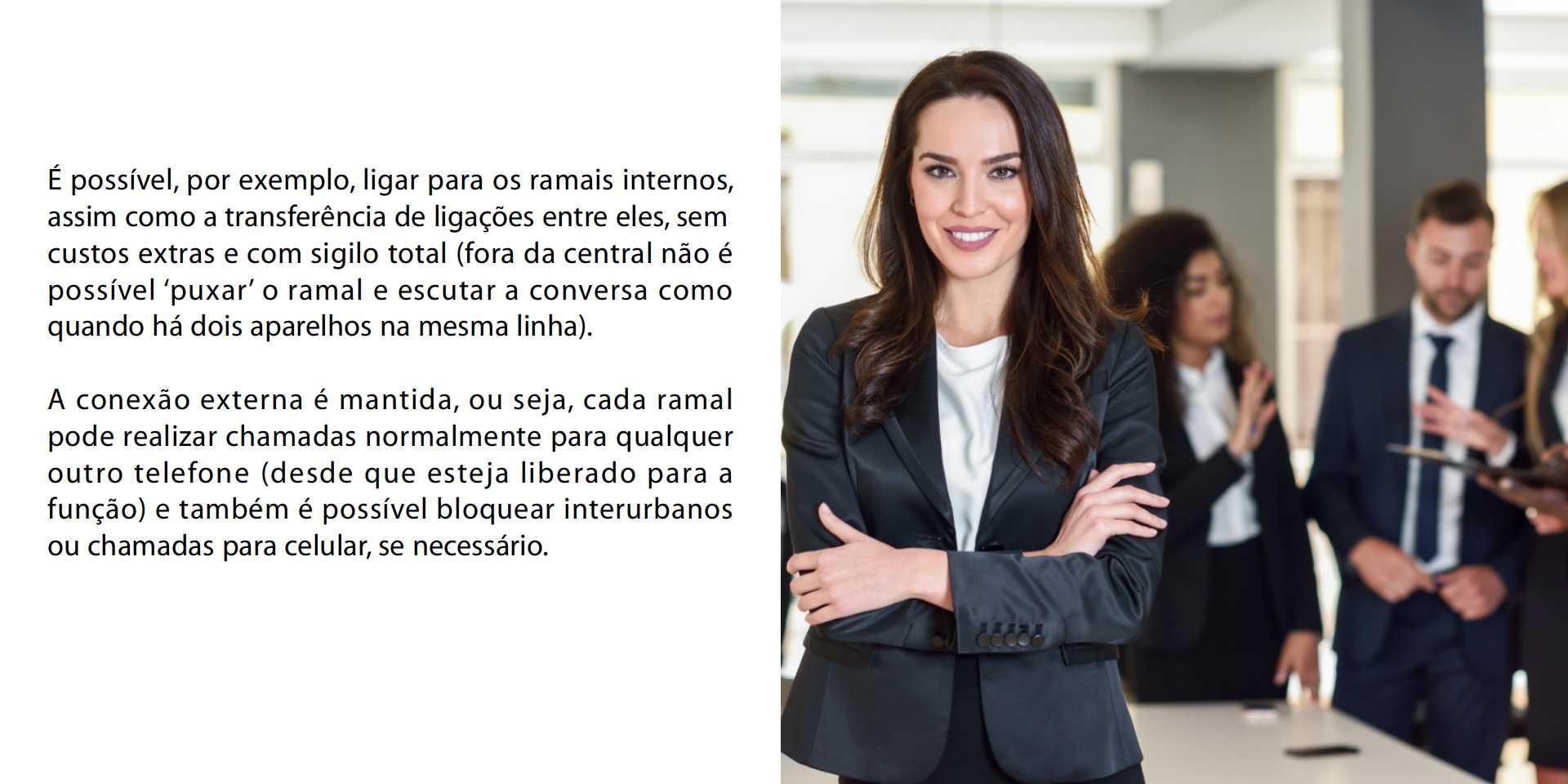 Pabx Central Intelbras