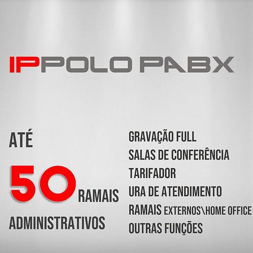 50 Ramais - IPPOLO PABX