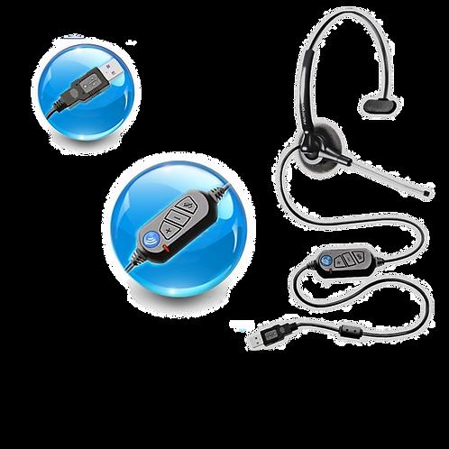 Headset Felitron Stile Voip