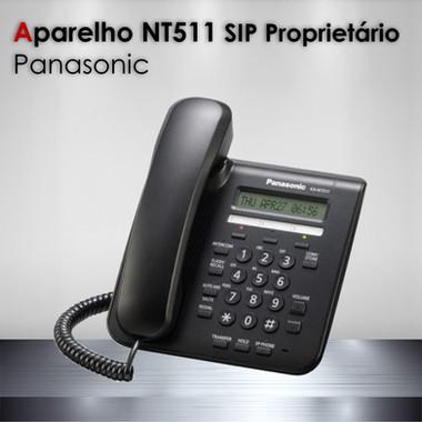 Aparelho NT511 SIP Proprietário