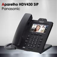 Aparelho HDV430 SIP