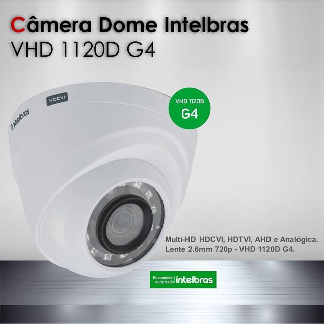 cameras intelbras em manaus