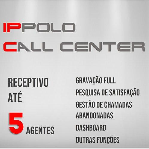 5 Agentes - IPPOLO CALL CENTER