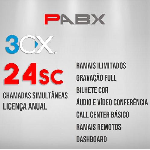 24sc - PABX 3CX
