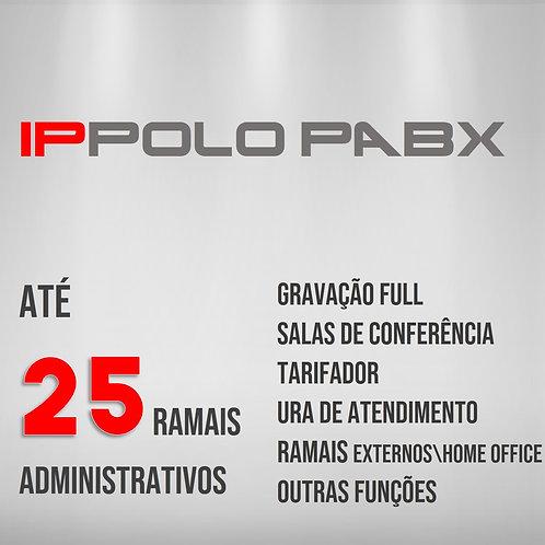 25 Ramais - IPPOLO PABX