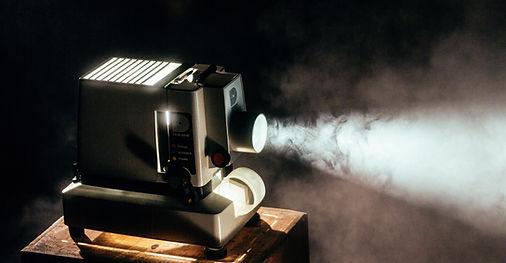 technické zabezpečenie, projektor