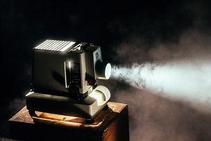 Film projektörü