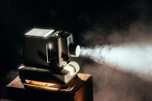 Projector & Screens
