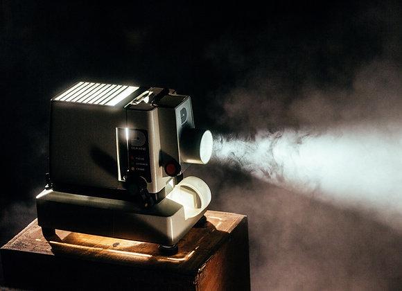 Movie Projector Rental