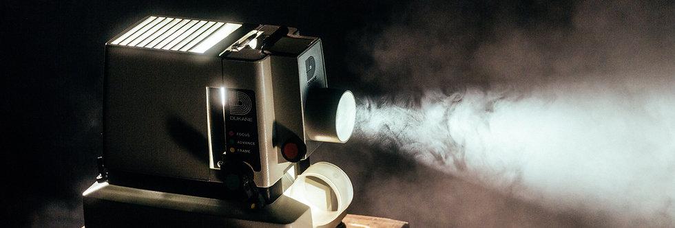 Camera Projectors