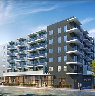 555 Boulevard Apartment
