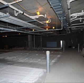Parking Deck Construction