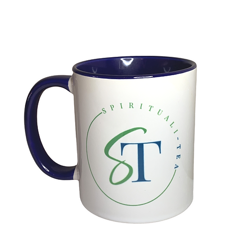 "11oz Spirituali-TEA ""Signature"" Mug"